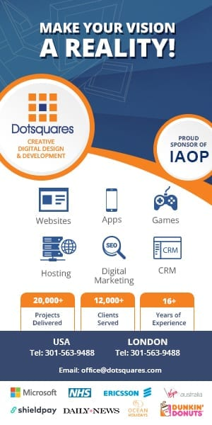 Dotsquares Ad - IAOP PULSE Outsourcing Magazine